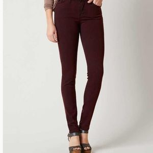 Kancan wine skinny jegging jeans (small flaws) 23